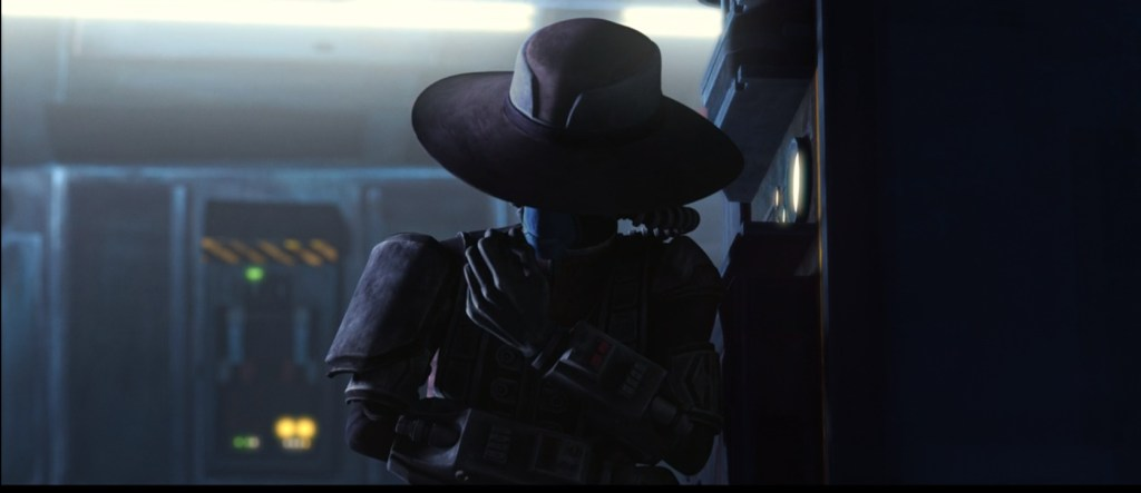 Star Wars: The Bad Batch Episode 8-Cad Bane, the Clint Eastwood of Star Wars