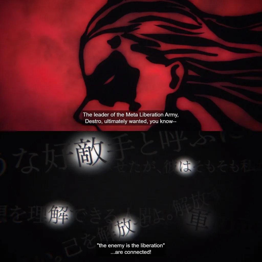 My Hero Academia S5 Episode 14-Meta Liberation Army