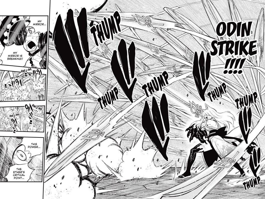 Edens Zero Chapter 145-Odin Strike!