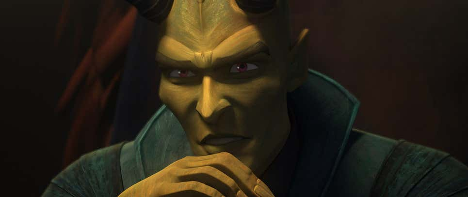 Star Wars The Bad Batch Episode 13-Villain of the Week