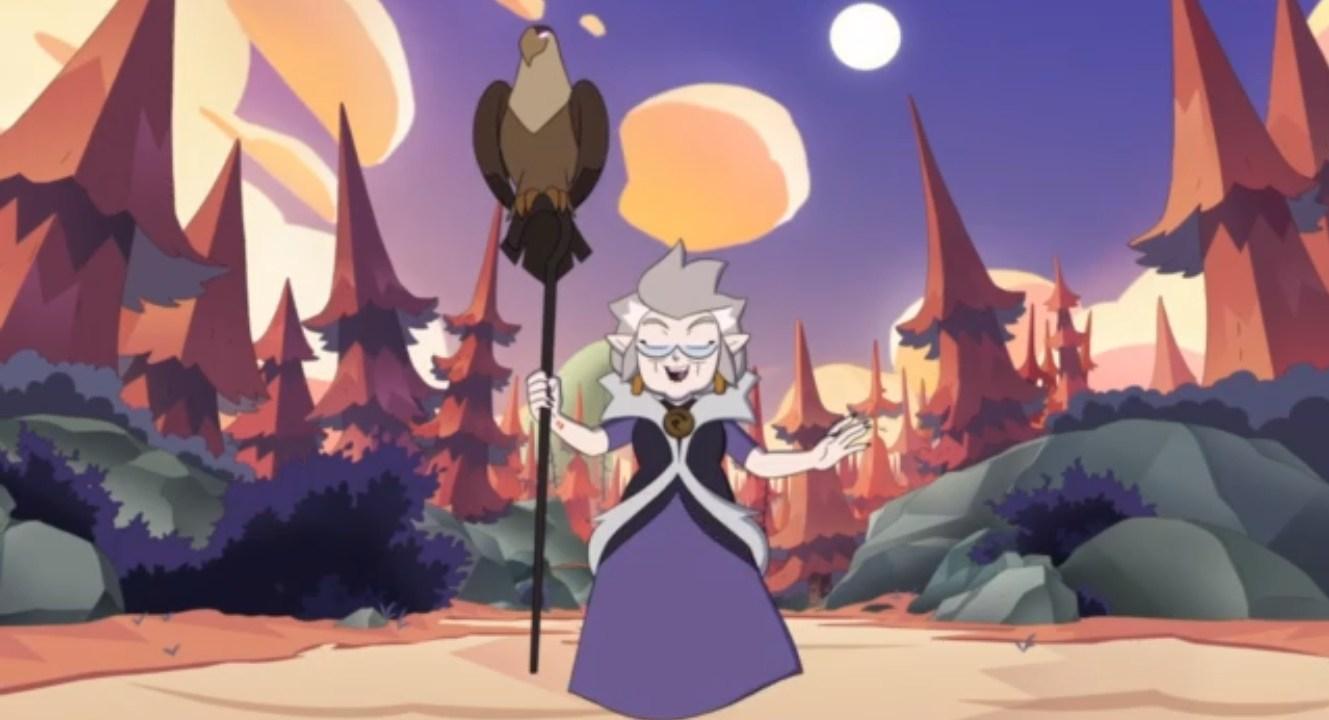 The Owl House S2 Episode 4-Eda's Mom