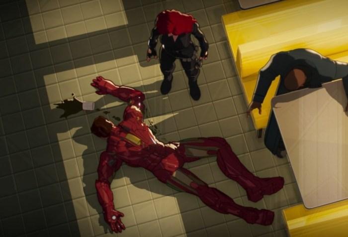 comics beatMarvel What If...? Episode 3-He Dead!
