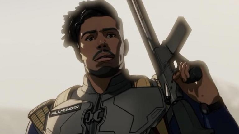 Marvel What If...Episode 6-Killmonger
