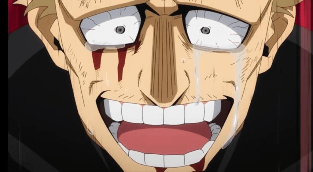 My Hero Academia S5 Episode 22-Twice's Tears of Joy