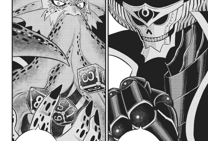 Edens Zero Chapter 161-Demon King Ziggy vs. Emperor Nero