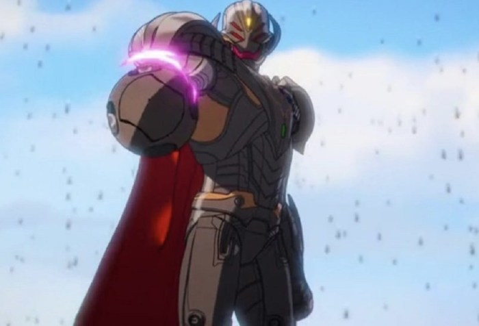Marvel What If...? Episode 8-Infinite Ultron
