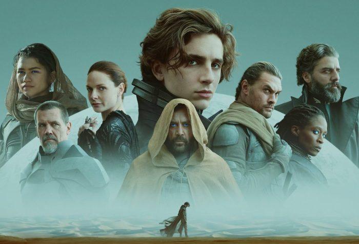 Dune 2021 Visuals