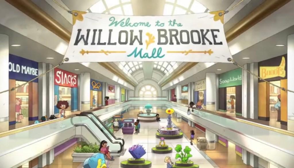 Amphibia S3 Episode 2B-The Mall