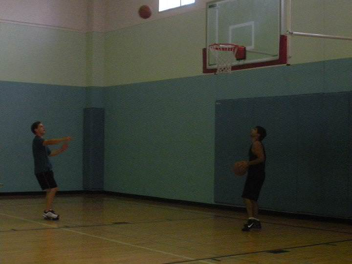 Hinjew baller training