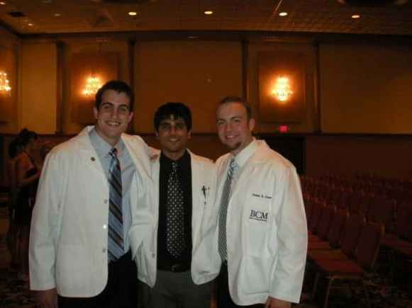 Class of 2014's White Coat Ceremony