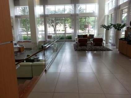 Venue lobby