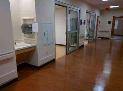 MDA PACU Rooms