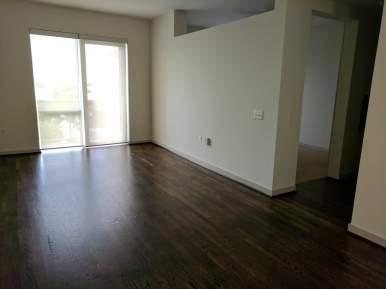Empty living area