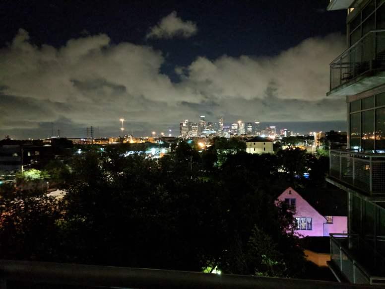 Last evening in my apartment