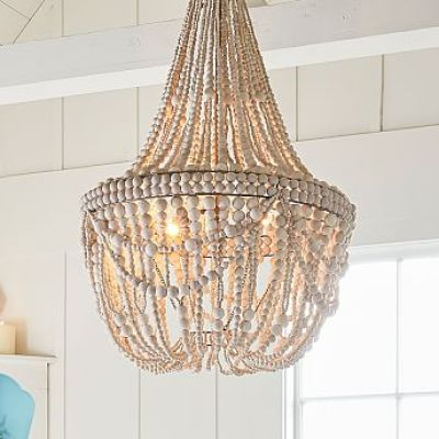Francesca Beaded Chandelier