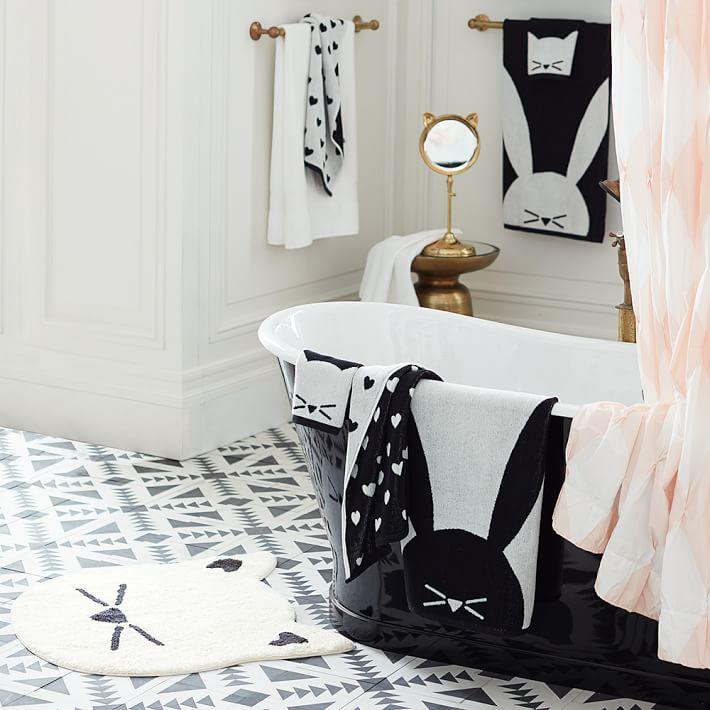 The Emily & Meritt Critter Towel Set