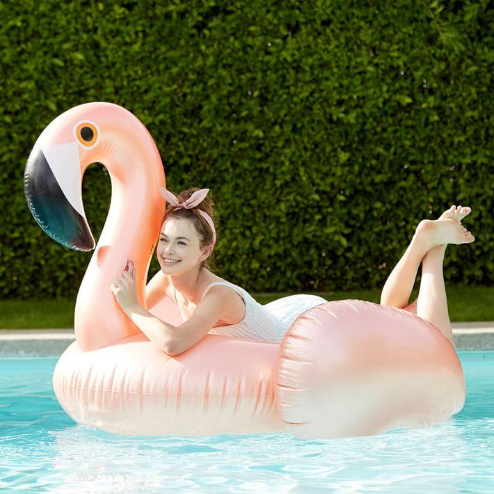 Sunnylife Flamingo Pool Float