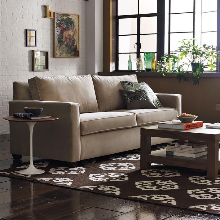 West Elm Henry Deluxe Sleeper Sofa Review Best Ideas