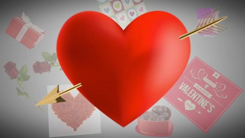 Valentine day hd image for couple