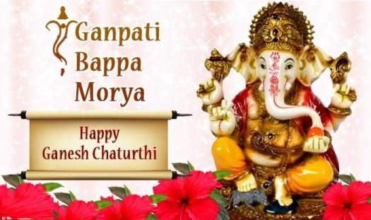 Ganesh Chaturthi pictures/Photo for Face