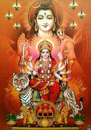 Top Latest Durga Maa Pictures Photos and Images
