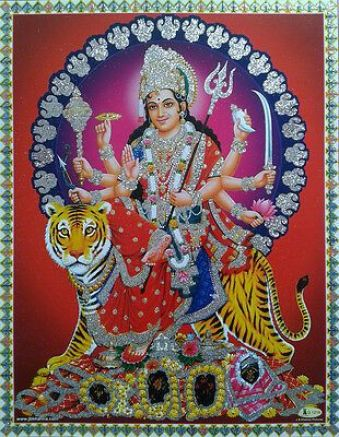 Happy Navratri Images GIF Wallpapers Photos