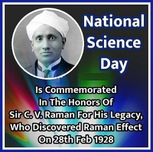 National Science Day Wikipedia History