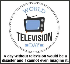 World Television Day Photo Pics images For Whatsapp Facebook