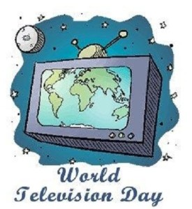 World Television Day Whatsapp DP images Facebook Cover Photo Profile Picture