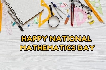 Best National Mathematics Day 2020 Pictures images HD Photo Pics