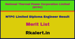 NTPC Limited Result