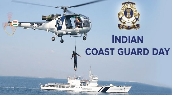 Photo Pics Images For India Coast Guard Day 2021