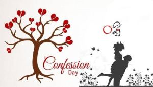 Confession Day images Photo Pics Wallpaper For Mobile Desktop