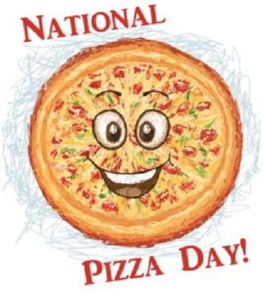 Happy National Pizza Day Funny Jokes Meme Pictures