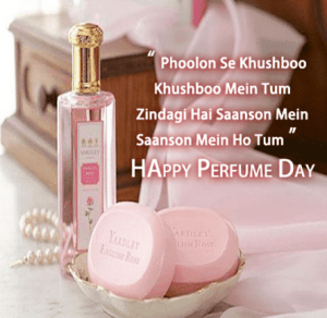 Happy Perfume Day 2021 Images Wishes Pic Photo DP
