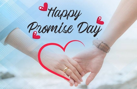 Happy Promise Day My Love Whatsapp Status