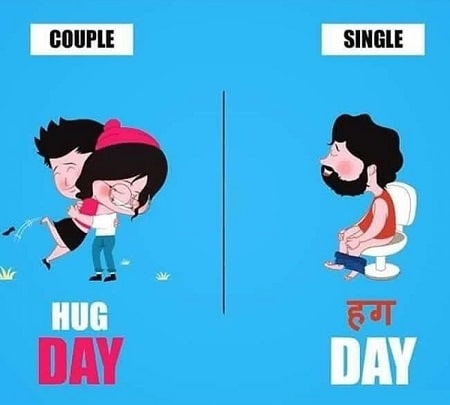 Hug Day Funny Photos images Memes Photo