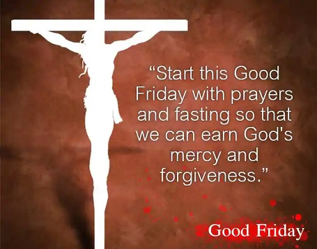 Nice Happy Good Friday Emotional Sad Thoughts Quotes Wishes Message