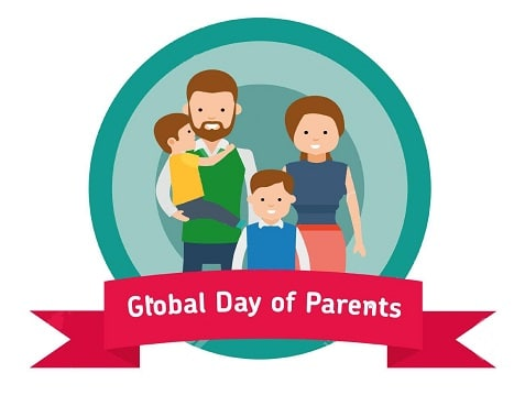Global Day of Parents June 1 images Facebook Profile Picture Cover Photo