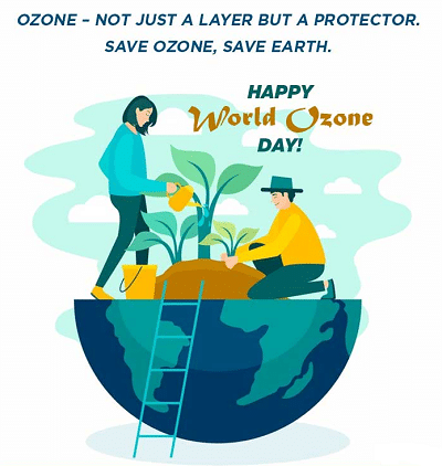 World Ozone Day images Poster Drawing Pictures Painting Wallpaper