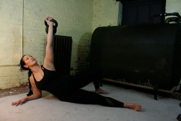 Problem shoulder position—Shoulder is rounded and relaxed.