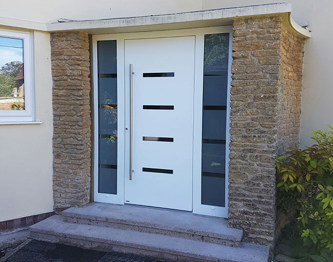 Rk Door Systems Photo Gallery Modern Front Doors For All House Types