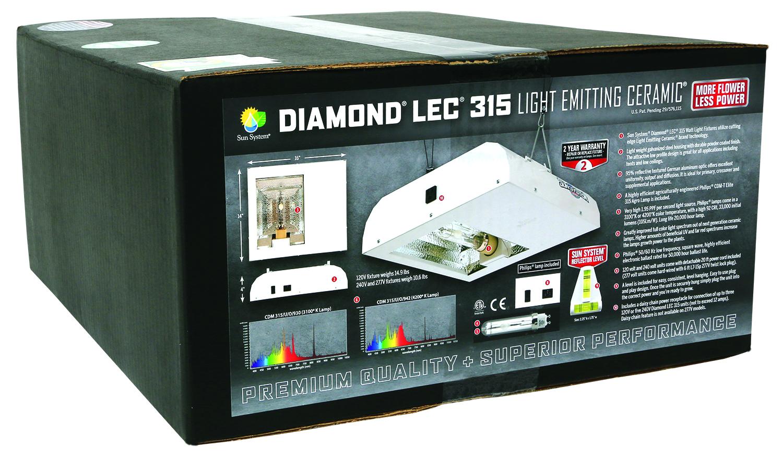 Save $100 on the Diamond LEC 315