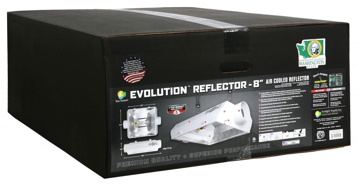 Save $100 on the Evolution Reflector 8″