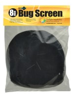 Black Ops Bug Screen w/Active Carbon Insert – 8 in
