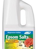 Epsom Salts 4 lb (6/Cs)