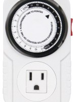 Titan Controls® Apollo® 6 – One Outlet Mechanical Timer
