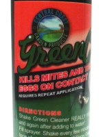 Green Cleaner 2oz