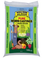 Wiggle Worm Earth Worm Castings – 15 lb