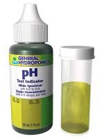 General Hydroponics pH Test Kit – 1oz